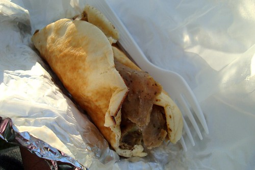 Gyro from Greek Fest