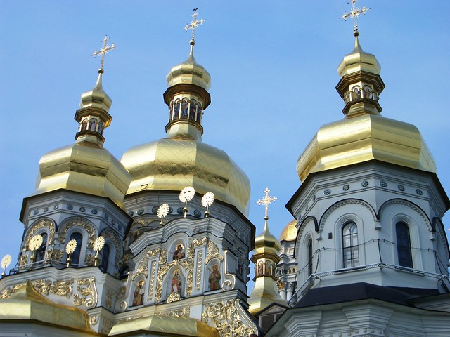 Kyiv-Pechersk Lavra – Monastery of the Caves, Kiev