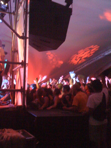 Dance Tent Insanity