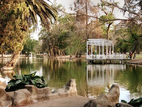Parque Sarmiento por Satanic Majesty, en Flickr