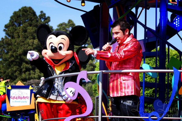Celebrate: A Street Party Mickey & MC