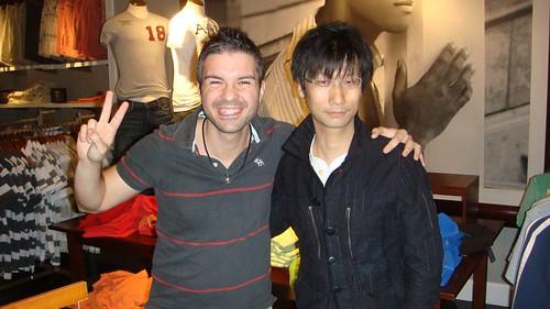 Tanzen vs Hideo Kojima
