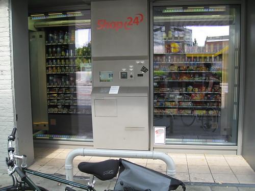 Automated kiosk