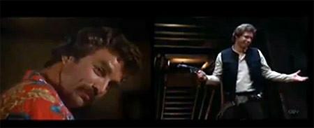 Han Solo et Magnum