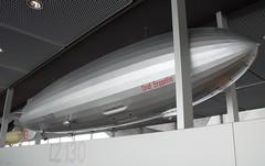 LZ 130 Model (lazzo51) Tags: germany travels europe aviation models science muesums friedrichsha