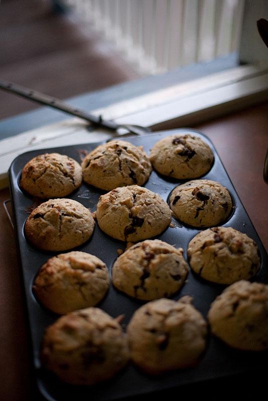 Minestrone Muffins