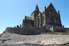 St Monans (Brian..Corr) Tags: fish church windmill st shop boats harbour fife monans