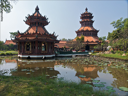 The Phra Kaew Pavilion
