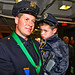 Det. Herbert Martin, NYPD. With his son.