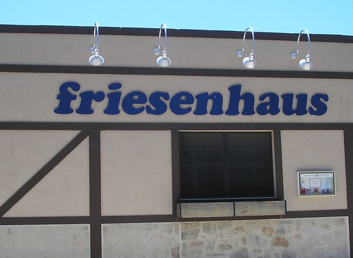friesenhaus - German Restaurant - New Braunfels, TX by SA_Steve