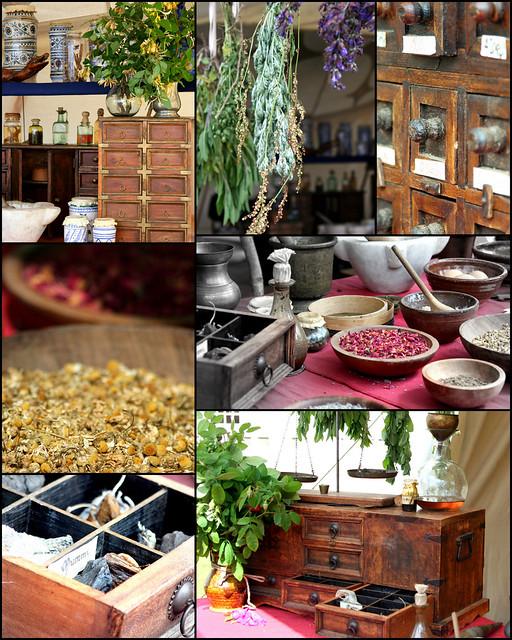 Herbalist's Chamber