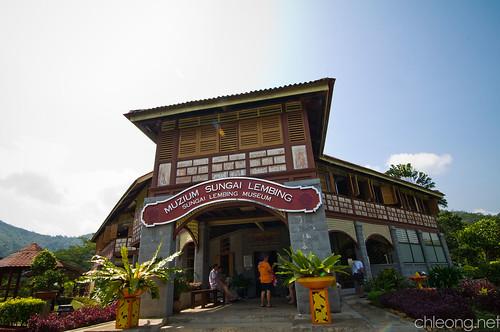 Sg Lembing Museum