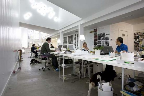 barn like workplace, de leon + primmer
