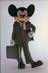 Old Disney Postcards (coconut wireless) Tags: mickey minnie epcot earforce main street corporate wdw walt disney world orlando fl meandering mouse meanderingmouse club tv dpn mmctv postcard vintage