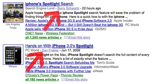 Google News Author Search