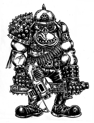 space ork