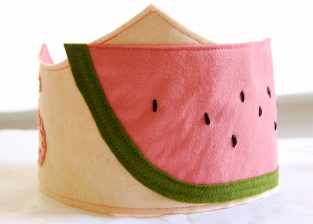 watermelon crown
