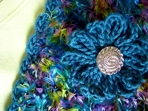Summer Bolero - Brooch