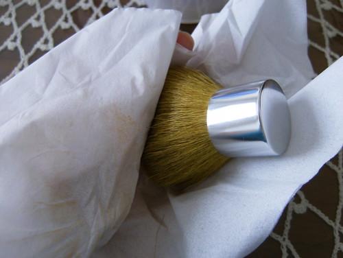 resenha - limpador de pincéis Catharine Hill