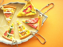 Yummy Craft Supplies Pizza Ball Keychain Phone Charms Japan (Kawaii Japan) Tags: italy food cute japan cheese tomato asian toy japanese miniature diy yummy promo keychain keyring soft small decoration craft mini charm goods mascot collection plastic pizza novelty stuff kawaii strap projects piece supplies decor deco ideas charms rare crafting novelties phonecharm ballchain rubberlike collectiboles