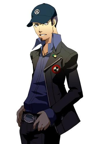 Persona 3 Portable: Pre-order bonus (Junpei cap)