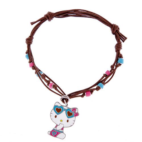 Accesorios de moda, joyas infantiles de Hello Kitty