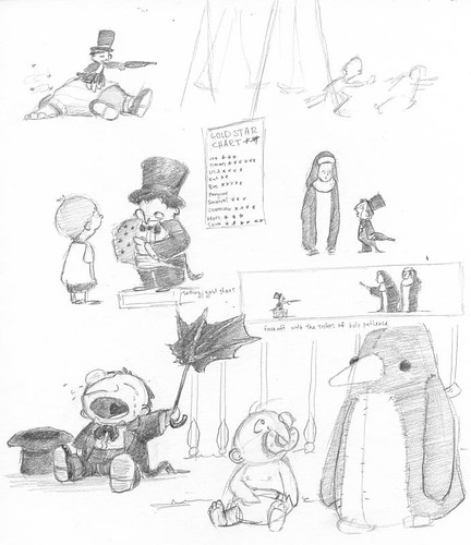 villain sketch 12