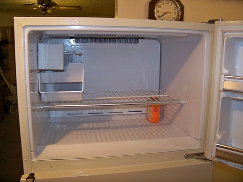 Our New Refrigerator