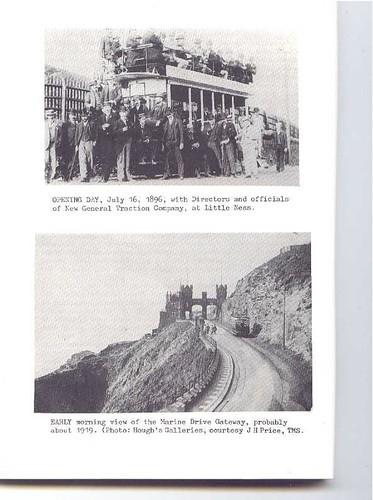 Marine Drive opening