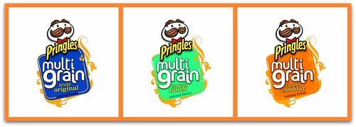 Pringles Multigrain Varieties