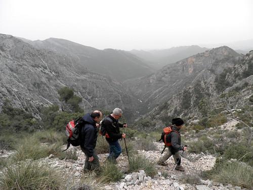 La Sierra de Tejeda