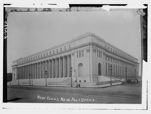 N.Y.'s new Post Office (LOC)