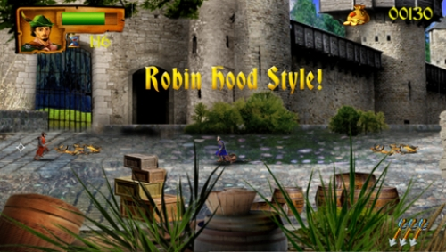 Robin Hood – Return of Richard