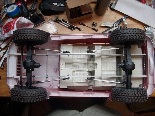 Jeep JK Blue HEMI 4631978148_8c085b3c2f