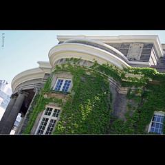 convocation hall (Keith.CA) Tags: windows toronto ontario canada architecture stonework universityoftoronto pillars 1907 convocationhall nikond3000