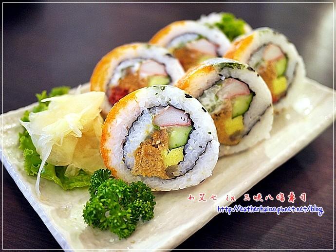 8 花壽司