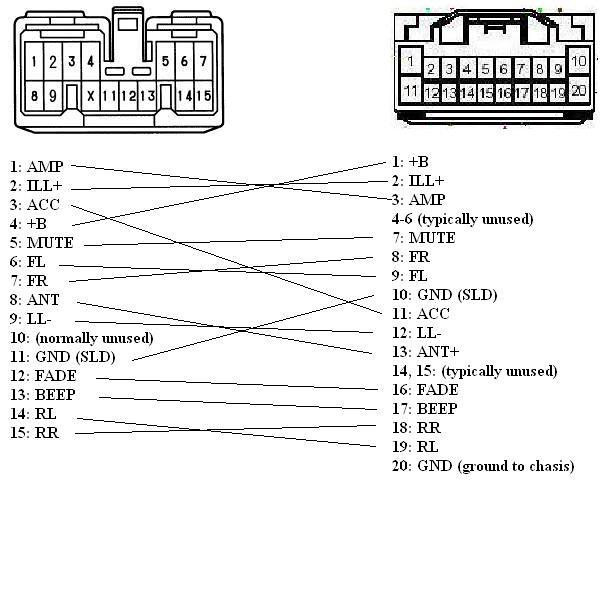 1999 Toyota Radio Wiring Diagram Fujitsu Wiring Diagram Experts
