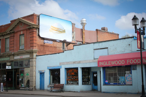 Inglewood Billboard