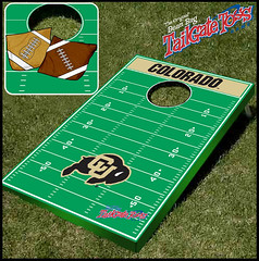 Colorado Bean Bag Toss Game