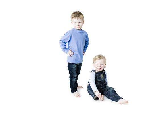 Gavin & Samuel