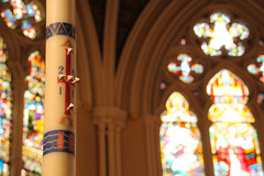 2011 Paschal Candle