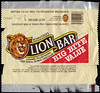 "UK - Rowtree's - Lion Bar - chocolate candy bar wrapper - 1984 • <a style=""font-size:0.8em;"" href=""http://www.flickr.com/photos/34428338@N00/5802747493/"" target=""_blank"">View on Flickr</a>"