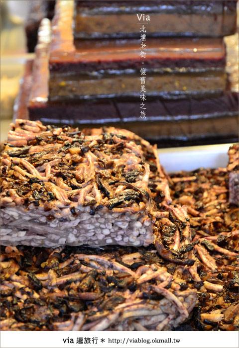 【新竹一日遊】北埔老街~在古廟舊巷內尋找專屬客家的美食17