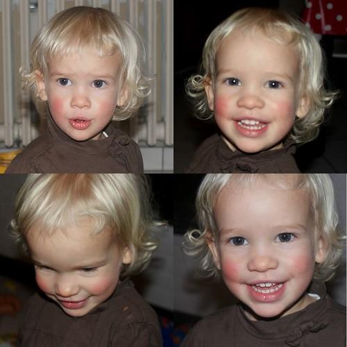 1 jaar meisje