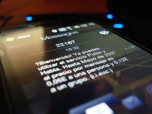 Vodafone: Bienvenido al 2007
