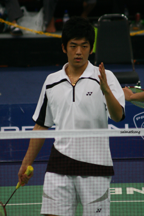Lee Yong Dae, Korea - Malaysia Open 2009