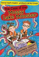Mossy Lake - New Cover