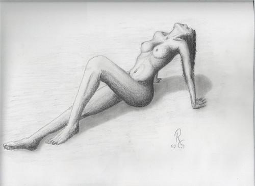 erotische mädchen zeichnung einhorn