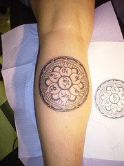DSC04780 (wages) Tags: tattoo nashville prayer broadway icon shannon tibetan wages icontattoo shannonwages 1917broadway 6153294066 icontattooandbodypiercing