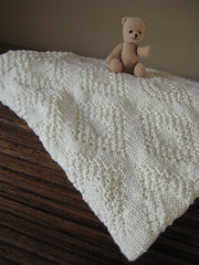 BUNNY BABY BLANKET PATTERN Free Baby Patterns